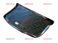 L.Locker/Коврик в багажник Geely LC Cross (12-)/0125050101